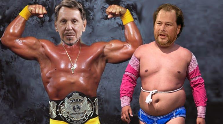 benioffandellison-wrestlers