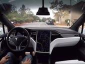 Tesla Q3 revenue in line, EPS beats, shares sag