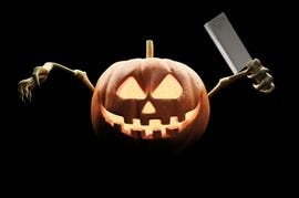 What's scary this Halloween? Putting your personal and business computing continuity at risk
