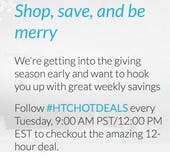 HTC Hot Deals: Purchase an HTC One M8 Android for $299