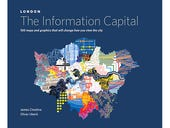 London: The Information Capital, book review: Data visualisation done right
