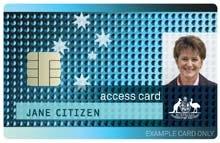 Sample Smartcard