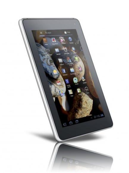 Tahiti Android tablet by Orange UK