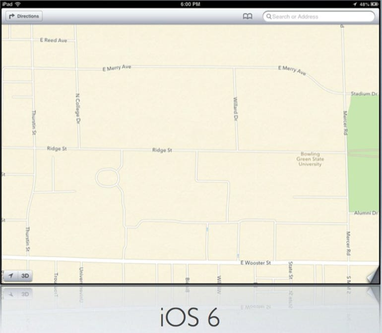 Bowling Green State University - iOS 6