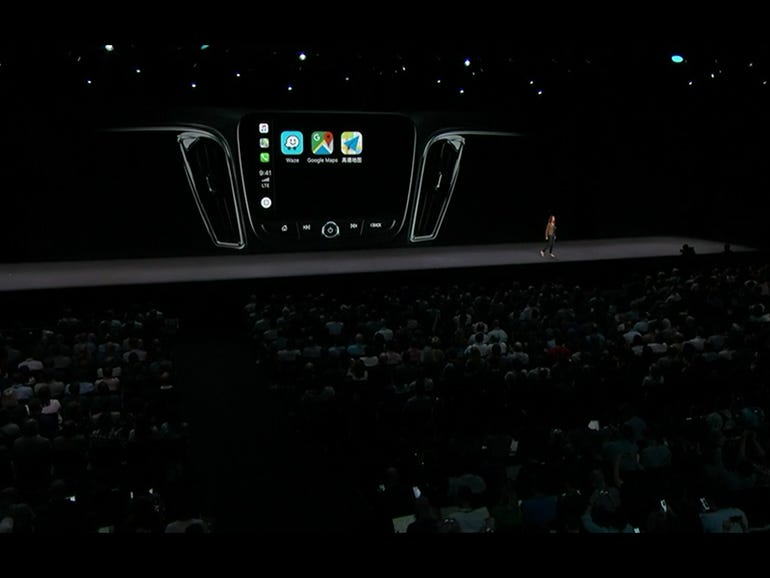iOS 12: CarPlay third-party integrations