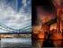Inferno London's Tower Bridge