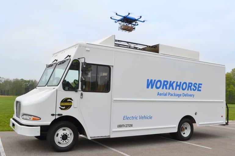 Horsefly UAV