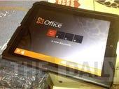 Microsoft no longer bothering to deny Office on iPad