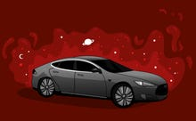 Tesla Model S: The finest coal-powered car money can buy