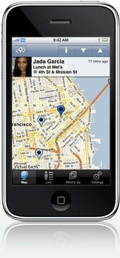 Loopt: iPhone app keeps track of friends