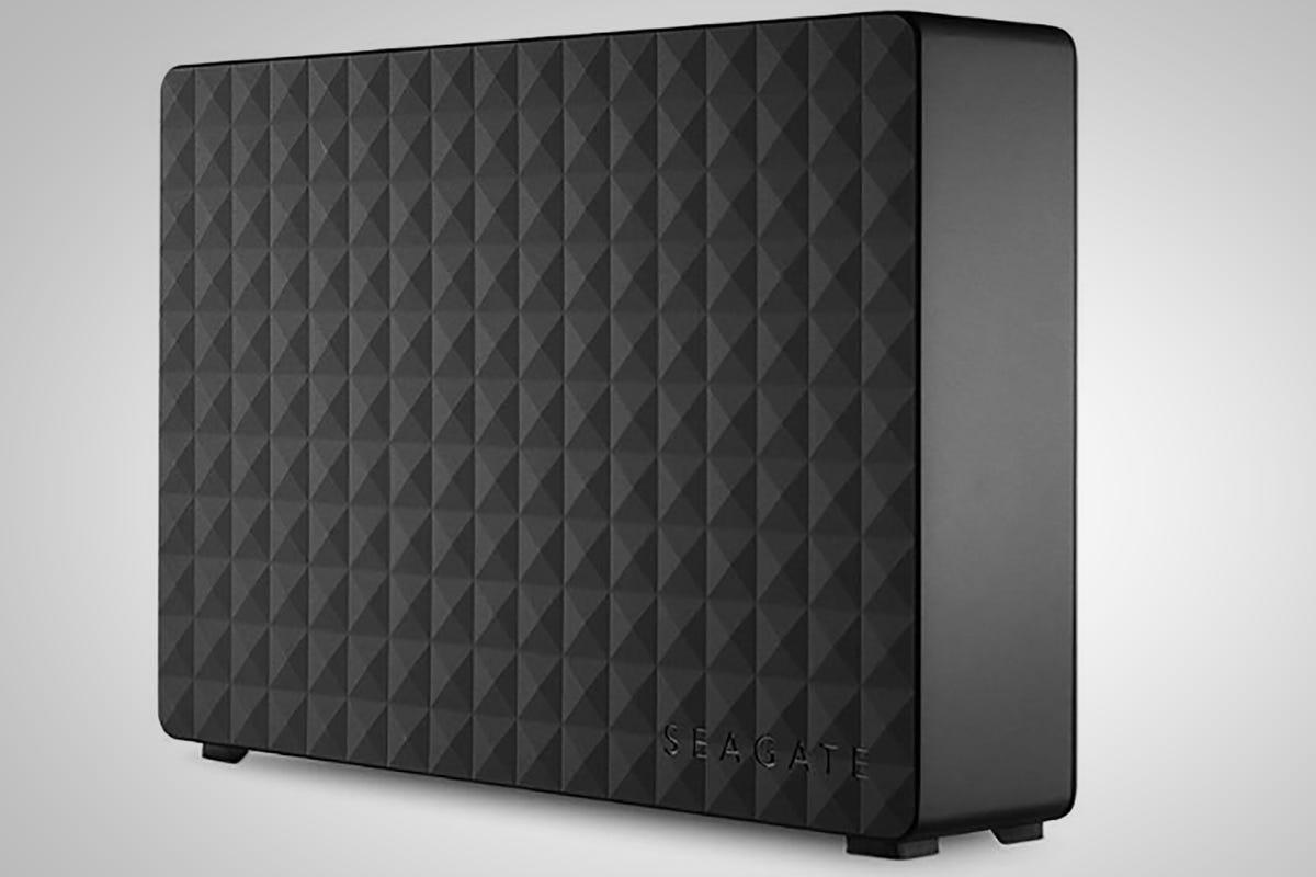 Seagate Expansion Desktop 8TB External Hard Drive