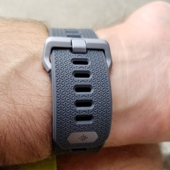 Included standard strap