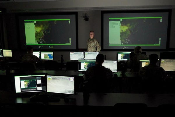 The Pentagon says its new algorithm can see events 'days in advance'