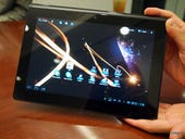 Hands-on look at Sony Tablets S and P