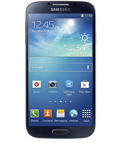 2. Samsung Galaxy S IV