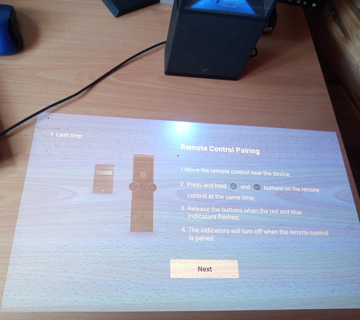 Hands on with the Hachi Infinite turn flat surfaces into interactive displays zdnet