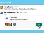 Slack delivers a beta of its Microsoft Teams Calls app