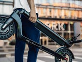 Slidgo X8 electric scooter review: Solid tires, removable battery pack, and water resistance