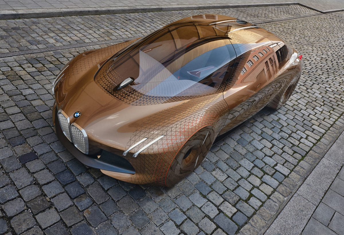 Bmw Plans Self Driving Car Launch By 2021 Zdnet