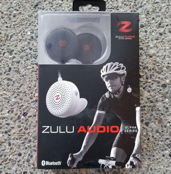 Zulu Audio wearable speaker retail package
