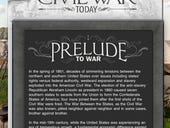 iPad Experience: The Civil War Today provides four years of updated content