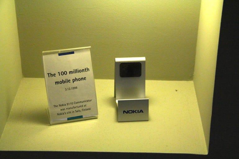 MIA, the Nokia 9110 Communicator