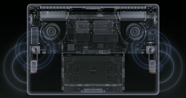 Inside Apple's new MacBook Pro