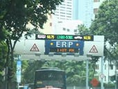 Singapore readies satellite road toll system for 2021 rollout