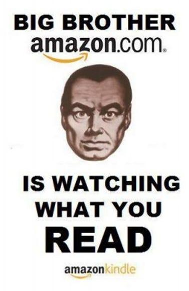Amazon's 1984 blunder