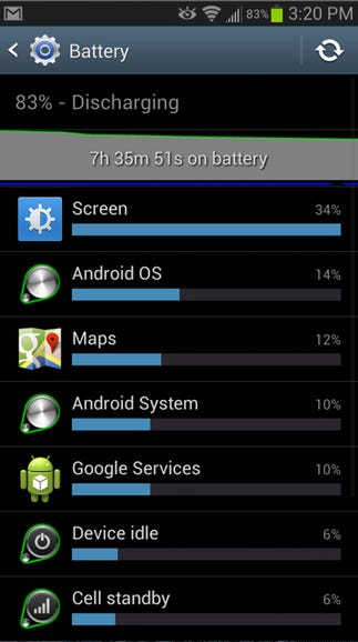 How to get more battery life out of Android phones (and tablets)