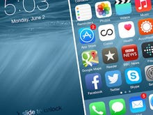 Hands on with Apple's iOS 8 (pictures)