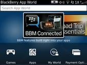 Hands-on with BlackBerry App World 3.0