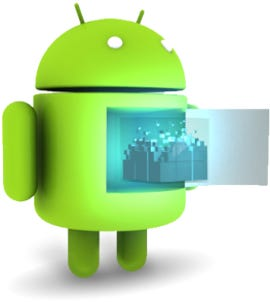 Linux is back inside Android and Android is back inside Linux.