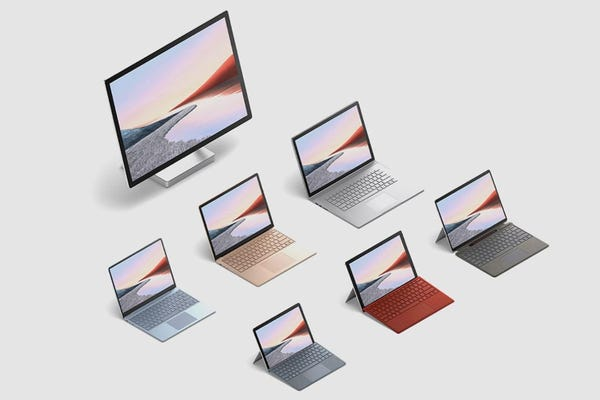 See which Microsoft Surface PC is right for you