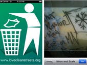 Photos: iPhone apps that save the government millions