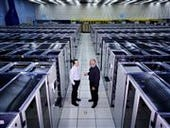 Data Center at CERN 2 -photo courtesy of CERN Press Office