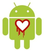 Some Android versions are vulnerable to Heartbleed