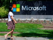 Microsoft made a joke about working from home. Not everyone was amused