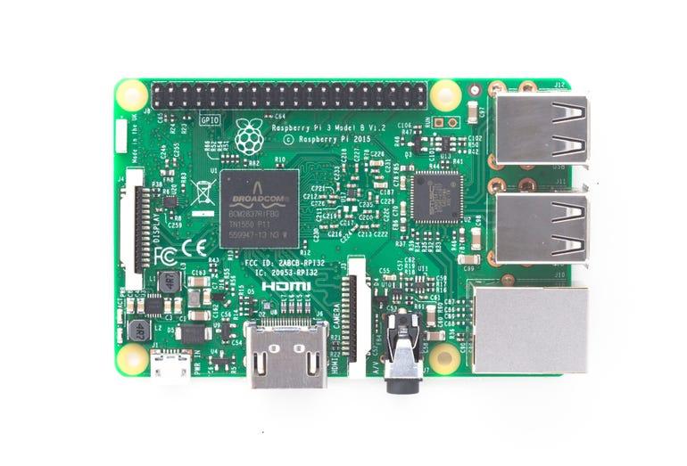 February 2016 - Raspberry Pi 3 Model B