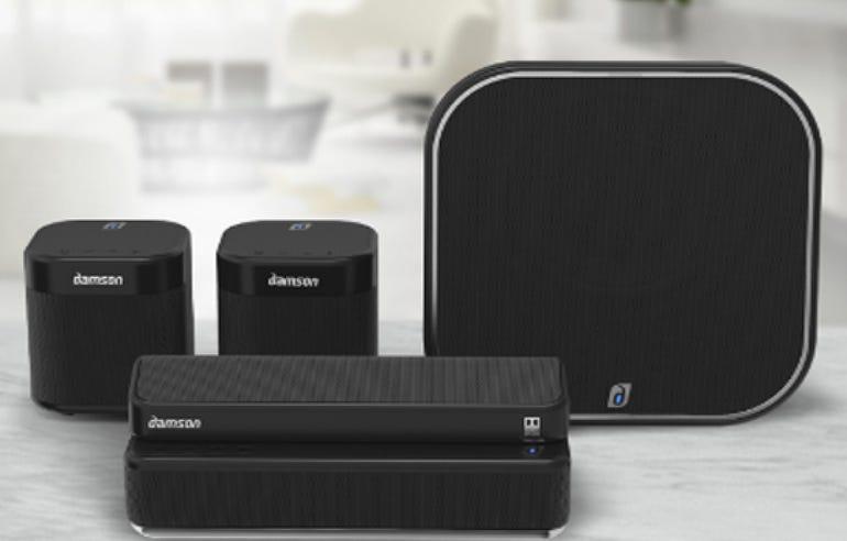 Damson S-series home cinema system