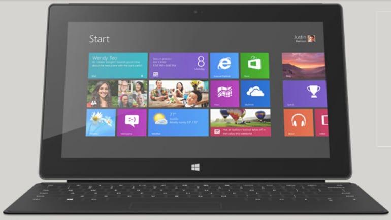 Surface Pro 600