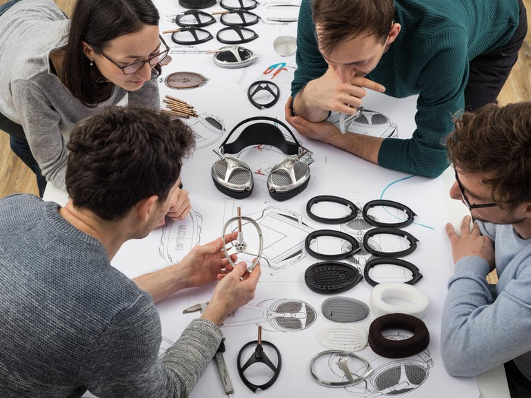 World's best headphones? The Cold War story behind these high-end products | ZDNet
