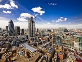 Want to get funded? Get to London, get into enterprise software