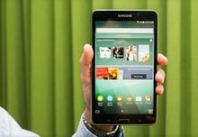 Galaxy Tab 4 Nook puts Barnes & Noble's interface and free content bundle on Samsung's most affordable tablet