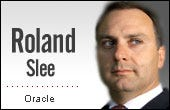 Roland Slee, Oracle