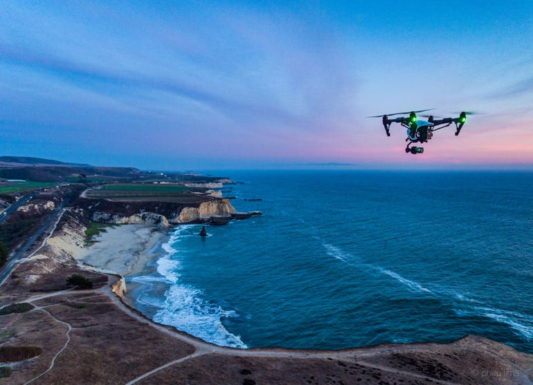 What if I'm looking to step up to the next level with aerial photography?