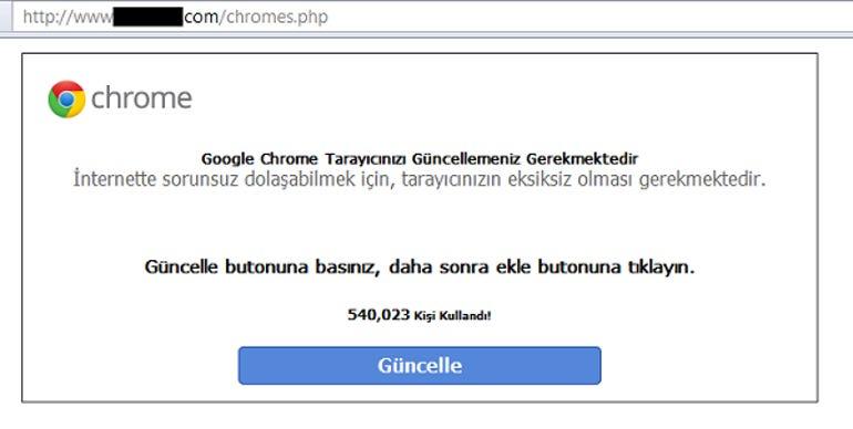Malicious-Google-Chrome-Extension