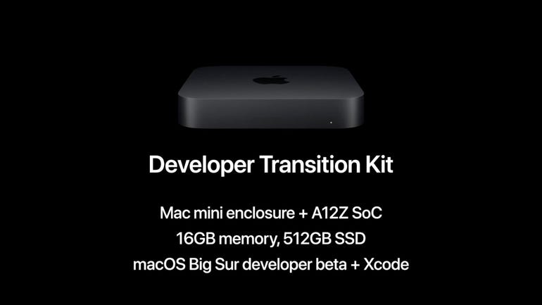 WWDC 2020: Apple Silicon highlights