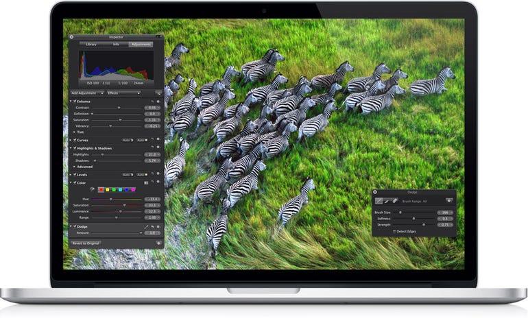 Apple's MacBook Pro Retina display is (a little bit) less glossy - Jason O'Grady