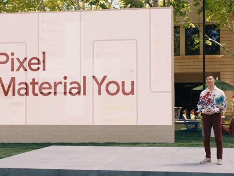 Google I/O 2021: Android 12 targets the iPhone's biggest ...